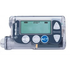 Инсулиновая помпа Medtronic MiniMed Paradigm ММТ-715