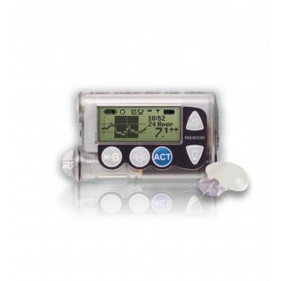 Инсулиновая помпа Medtronic MiniMed Paradigm REAL-Time MMT-722