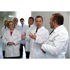 Дмитрий Медведев про ЖНВЛП